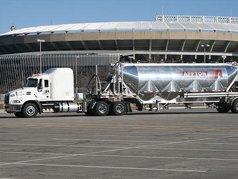 Affton Trucking – (800) 727-0187